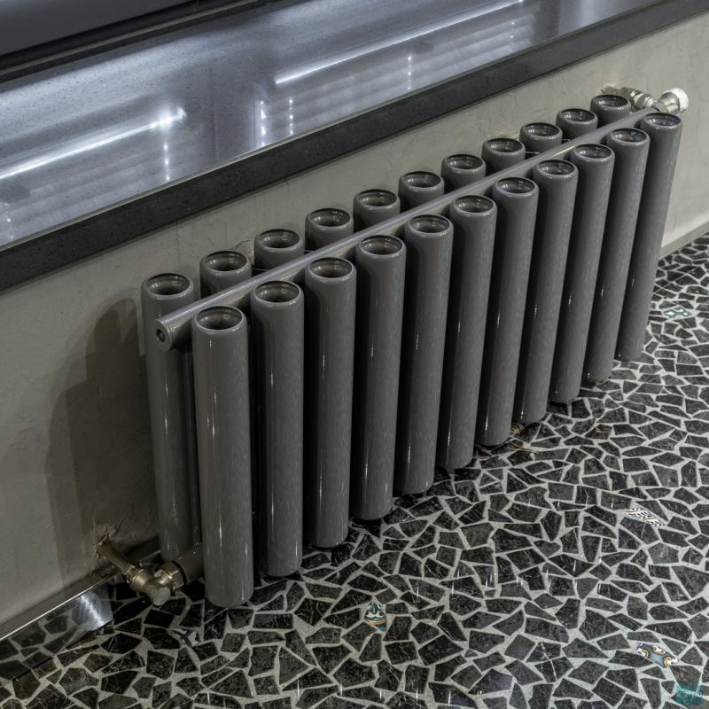 Какой цвет радиатора выбрать?