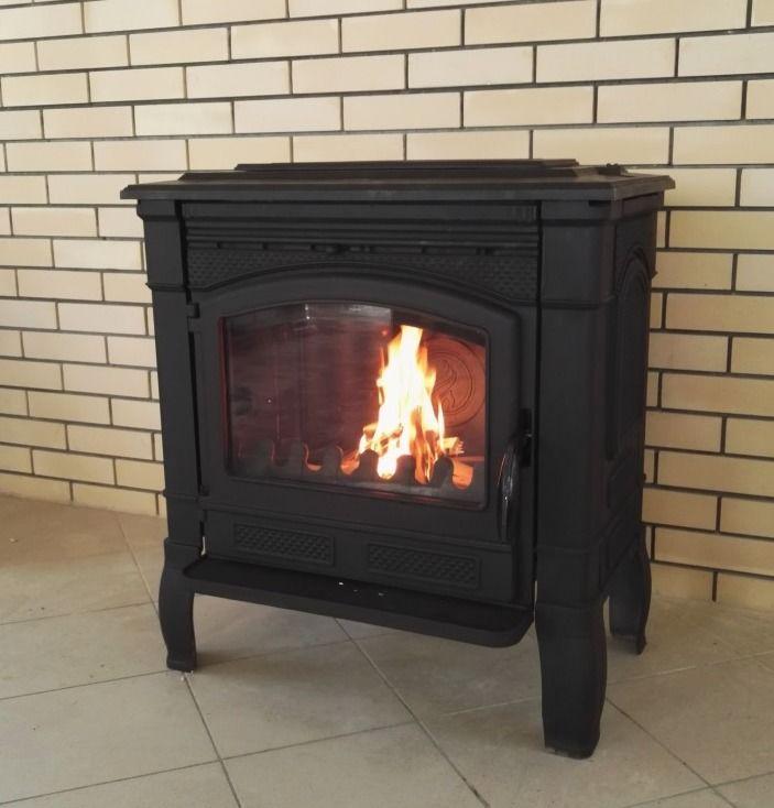 Чугунная печь камин FireWay Gunter
