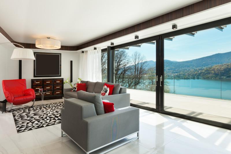 Как выбрать алюминиевые окна?