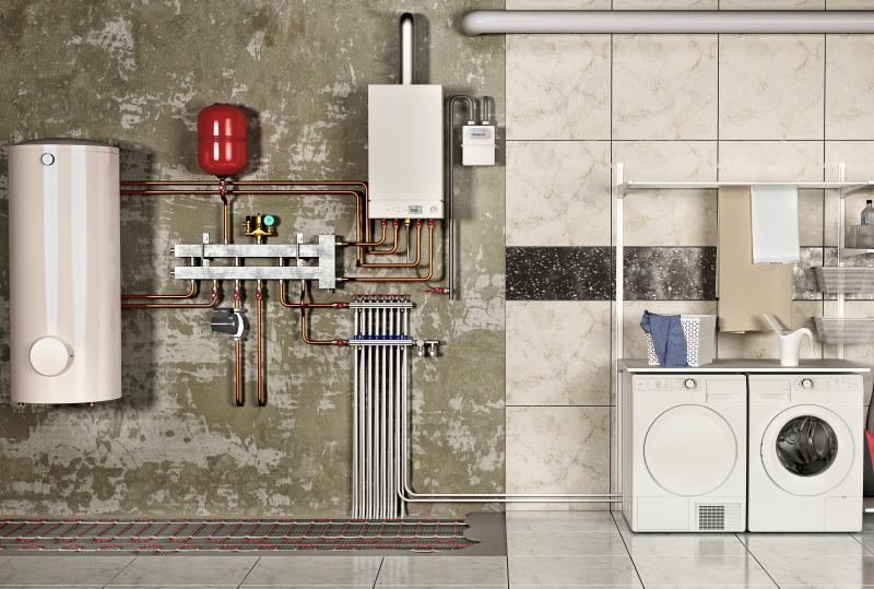 Вентиляция газовых котлов в частном доме