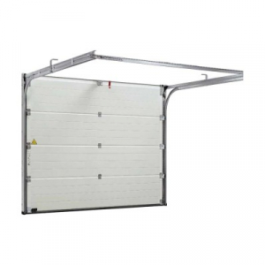 Гаражные секционные ворота Hormann LPU40 5000х2000 мм