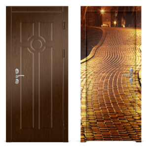 Входная металлическая дверь Усиленная USIL080