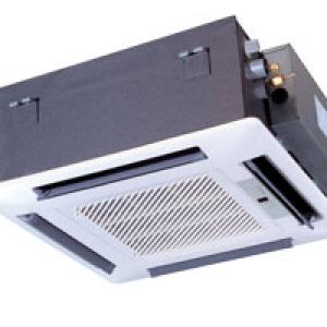 Мультизональная система кондиционирования инверторная General Climate GC-G28/4CAN1-A