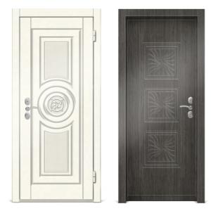 Входная металлическая дверь Оптима OPT119