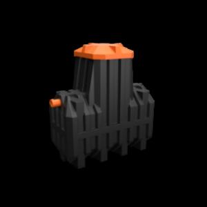 Септик Ergobox 3 S
