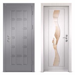 Входная металлическая дверь Монолит MON066