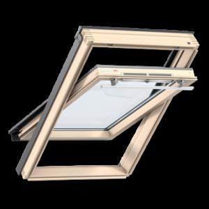 Мансардное окно Velux GLR 3073IS 66x98 FR04 (ручка сверху)