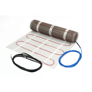 Нагревательный мат для теплого пола DEVI heat 150S (DSVF-150) 300 Вт 2 м2