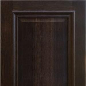 Межкомнатная дверь Дворецкий Верона глухая английский дуб