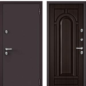 Входная дверь Бульдорс TERMO-1 Ларче темный
