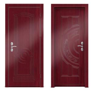 Входная металлическая дверь Оптима OPT033