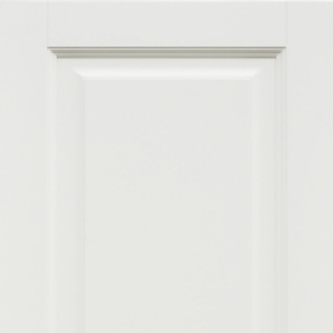 Межкомнатная дверь Дворецкий престиж 6 глухая эмаль белая