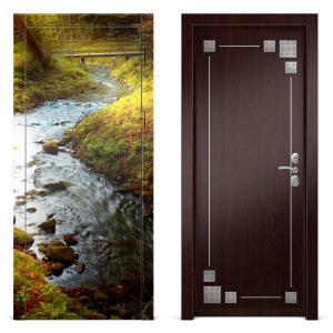 Входная металлическая дверь Классик CLAS048