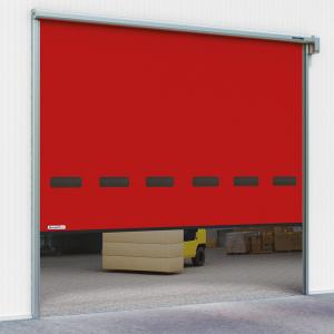 Скоростные рулонные ворота DoorHan 4000x3000 мм
