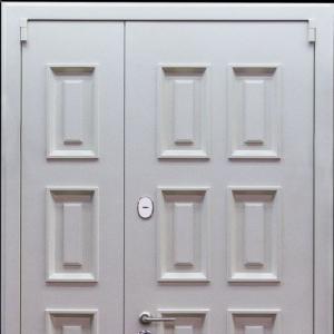 """Входная дверь серии """"Домино White"""""""