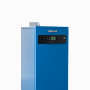 Напольный газовый конденсационный котел Buderus Logano plus GB102S-16 7731600024- 17 кВт