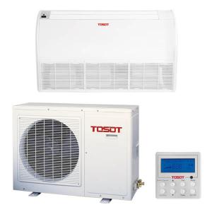 Напольно-потолочные сплит-системы Tosot T24H-LF2/I / T24H-LU2/O