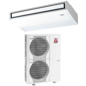 Напольно-потолочные сплит-системы Mitsubishi Electric PCA-RP140KAQ / PUHZ-P140VKA