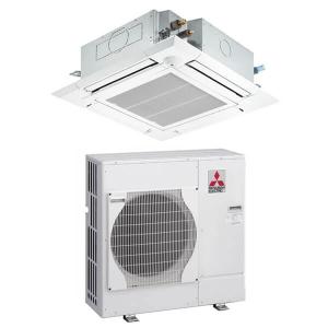 Кассетные сплит-системы Mitsubishi Electric PLA-RP100EA / PUHZ-P100VKA / SLP-2FAL
