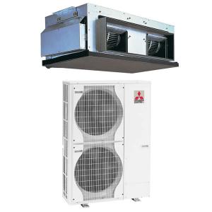 Канальные сплит-системы Mitsubishi Electric PEA-RP200GAQ / PUHZ-P200YKA