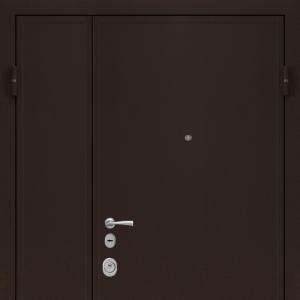 Двустворчатая стальная дверь база-31