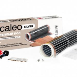 Пленочный теплый пол CALEO SILVER 150 Вт/м2, 3 м2