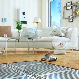 Тёплый пол, кабельные системы обогрева
